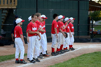 Naperville Continental Redhawks vs Westmont All-Stars
