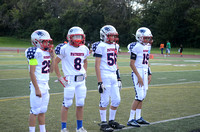 9/7/14 JR MIDGET RED PATRIOTS VS WC DOLPHINS
