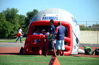 9/7/14 JR PEE WEE RED PATRIOTS VS WC DOPLPHINS