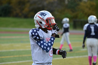 10/19/14 JR MIDGET BLUE VS ADDISON COWBOYS