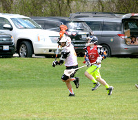 5/3/14 U13 STC EAST VS NEW WAVE U13 SAMURAI